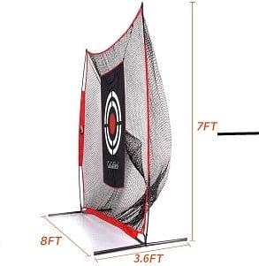 Best Golf Net Size