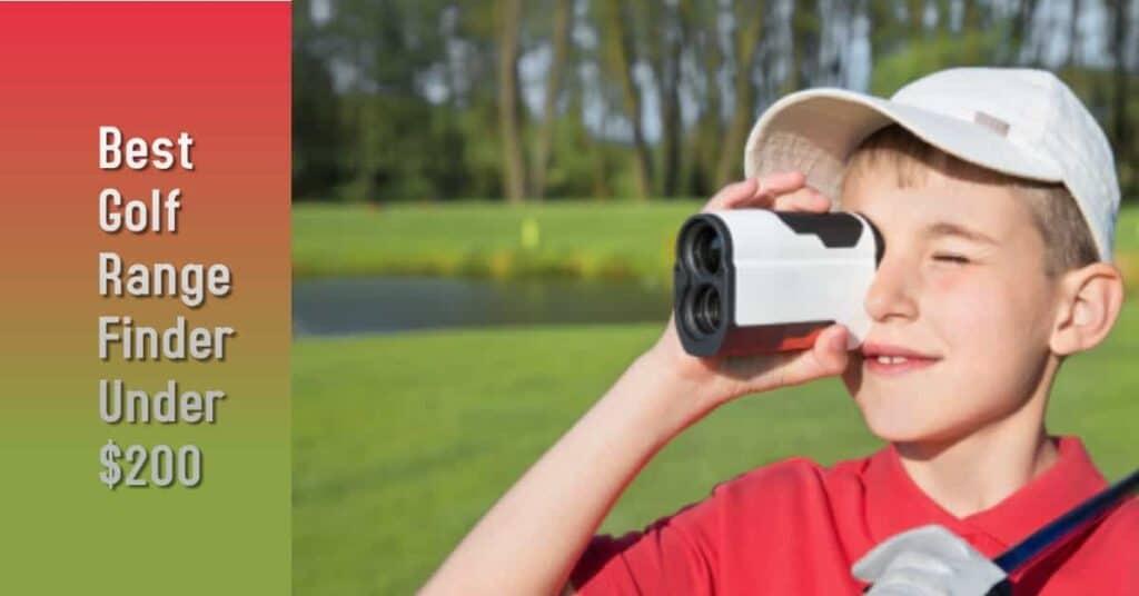 Best Golf Rangefinder Under 200