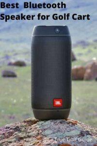 Best bluetooth Speaker for Golf Cart-pin