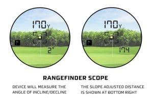 Callaway 300 Pro Golf Laser Rangefinder-2 -min