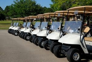 How Wide is a Golf Cart 1