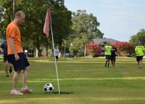What is footgolf 2