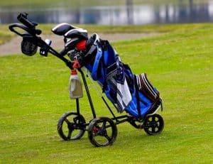 best selling golf cart bag